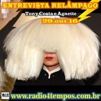 Rádio 4 Tempos - Entrevista Relâmpago 24