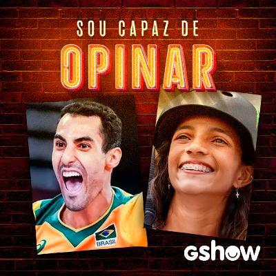 Coxinha e Olimpíadas - Sou Capaz de Opinar