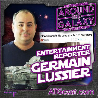 117. Germain Lussier: Journalism in a Clickbait World