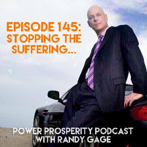 Episode 145: Stopping the Suffering...