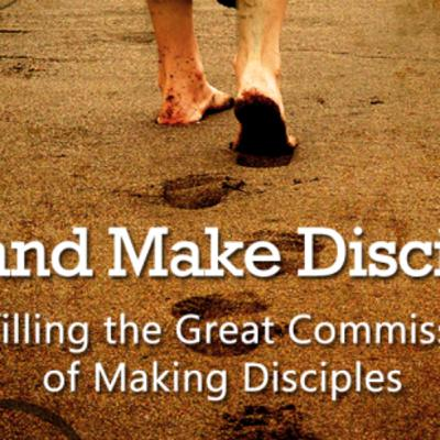 """Go and Make Disciples?"" Matthew 28:16-20 - (September 29, 2019 - 16 Sunday in Pentecost)"