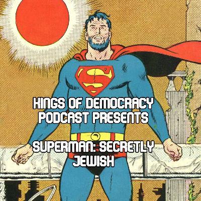 Superman: Secretly Jewish