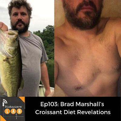 Brad Marshall's Croissant Diet Weight Loss Revelations