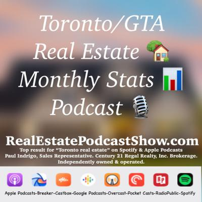 Episode 257: 📊 Toronto/GTA Real Estate 🏡 Stats for March 2020. Unfiltered edition.