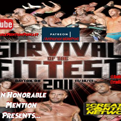 Episode 143: Survival of the Fittest 2011
