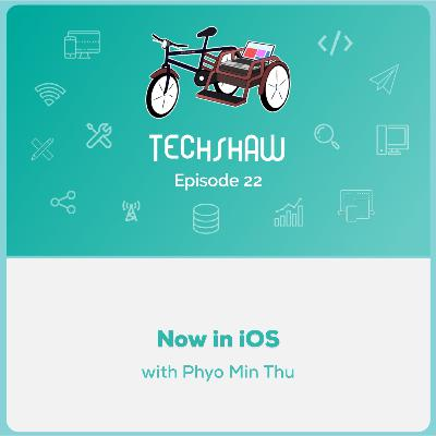 Now in iOS with Phyo Min Thu