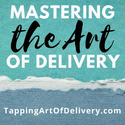 Special Announcement - Mastering the Art of Delivery is LIVE!