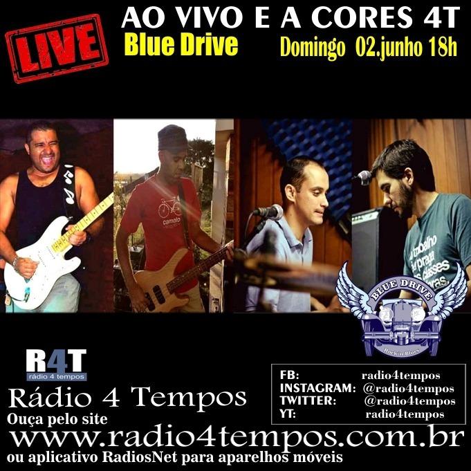 Rádio 4 Tempos - Ao Vivo E a Cores 54:Rádio 4 Tempos