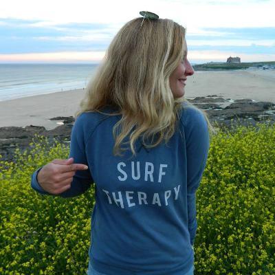 #16 | Synergie surfingu a psychologie s Dankou Sidorovou