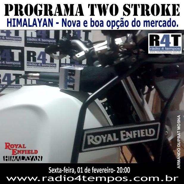 Rádio 4 Tempos - Two Stroke 59:Rádio 4 Tempos