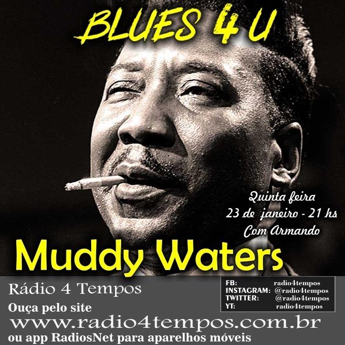 Rádio 4 Tempos - Blues 4 U 16:Rádio 4 Tempos