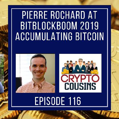 Pierre Rochard at BitBlockBoom 2019