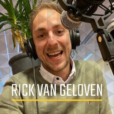 Rick van Geloven van Belieff over Productontwikkeling