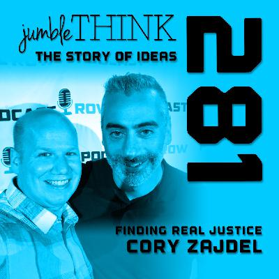 Finding Real Justice with Cory Zajdel