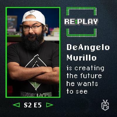 DeAngelo Murillo is Creating the Future He Wants to See