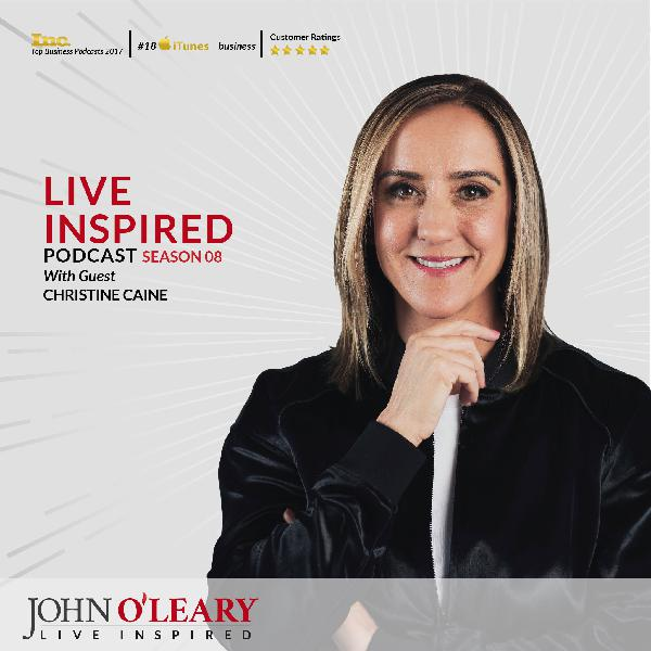 Christine Caine, Founder of A21, human trafficking abolitionist, sexual abuse survivor S8 Ep 82