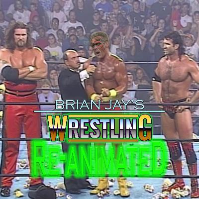 Hulk Hogan Doesn't Join The NWO Bash At The Beach 96
