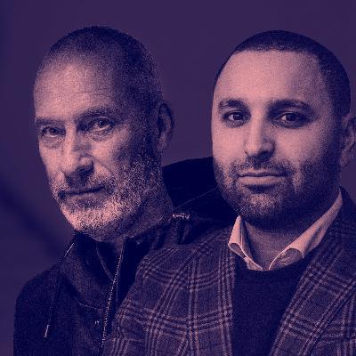Architecten Peter van Assche en Abdessamed Azarfane over grenzeloze uitwisseling