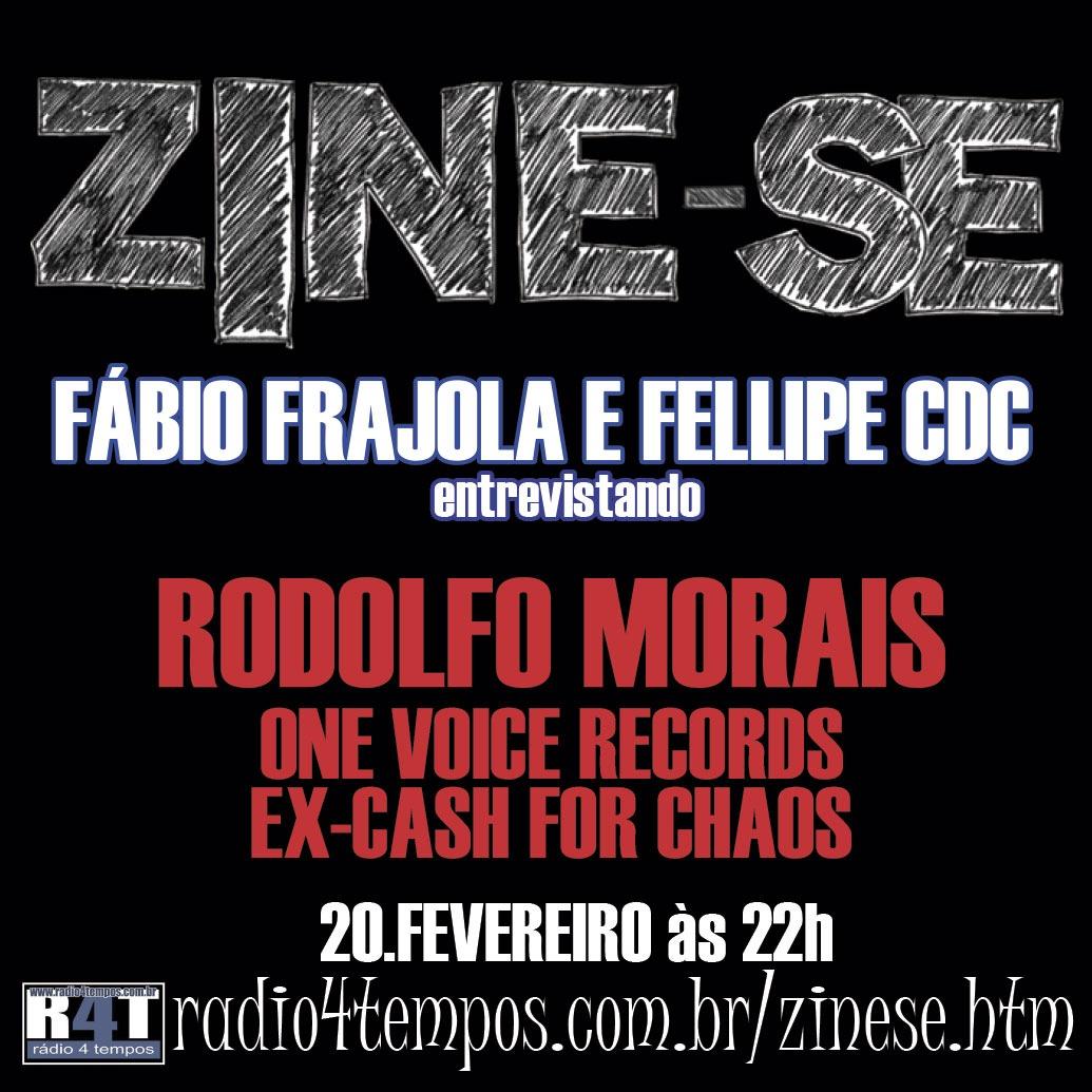 Rádio 4 Tempos - Zine-se 124