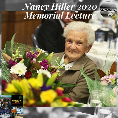 Climactic Live | 2020 Nancy Hillier Memorial Lecture