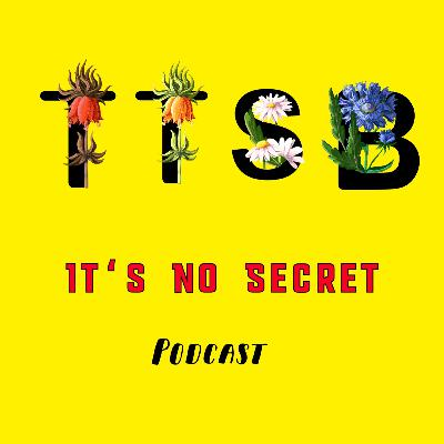 """It's No Secret Podcast """"Always Give Your Love Away"""" Ep. 8"""