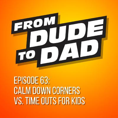 Calm Down Corners vs. Time Outs For Kids
