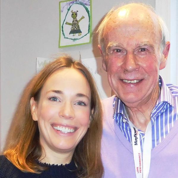John Hannam Meets Laura Main