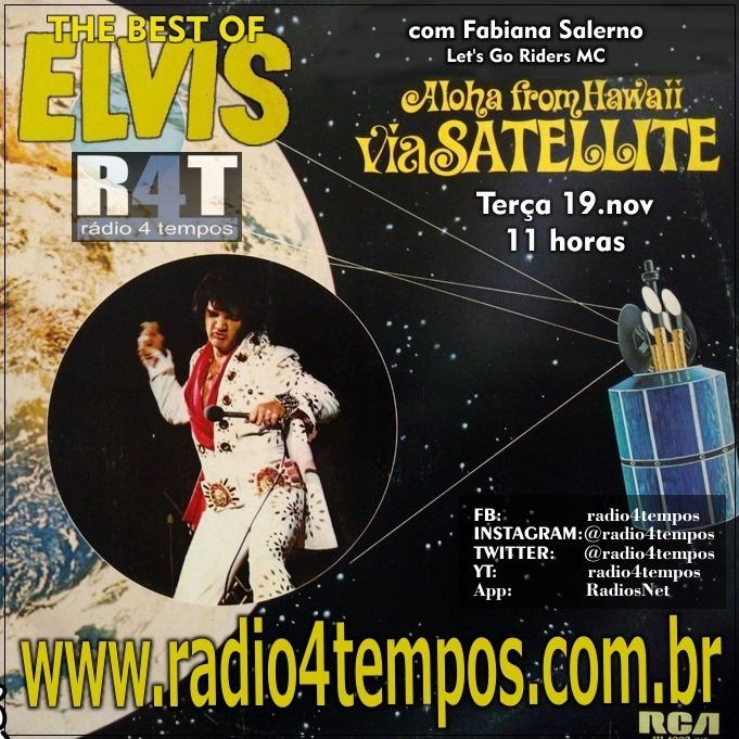 Rádio 4 Tempos - The Best of Elvis 87:Rádio 4 Tempos