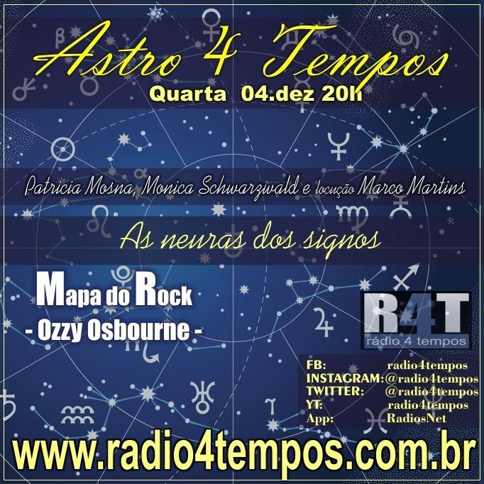 Rádio 4 Tempos - Astro 4 Tempos 27:Rádio 4 Tempos