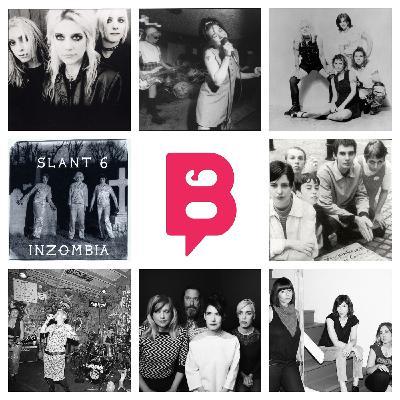 P.791 - Diez canciones feministas (de los 90's)