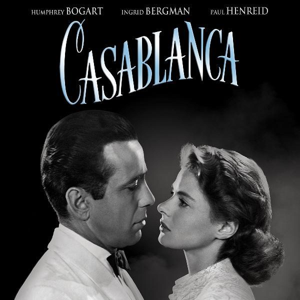 The Casablanca Cast - Bogart - Bergman - Benny