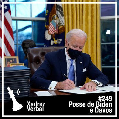 Xadrez Verbal #249 Joe is in the (White) House