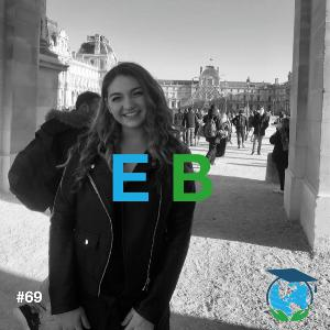 Erica Biagini and I Stumble Upon a Great Strategy in Selecting a Study Abroad Location During Her Interview About Bilbao, Spain