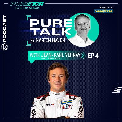 #4 Jean-Karl Vernay - Excited to join PURE-ETCR driving the new Alfa Romeo Giulia ETCR