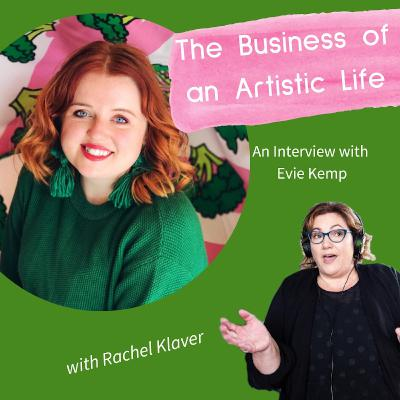 The Business of An Artistic Life - An interview with Evie Kemp