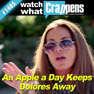 RHONJ: An Apple A Day Keeps Dolores Away
