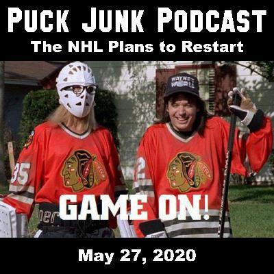 The NHL Plans to Restart | #59 | 5/27/2020