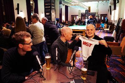 Gary Wilson and Elliot Slessor teach us Geordie