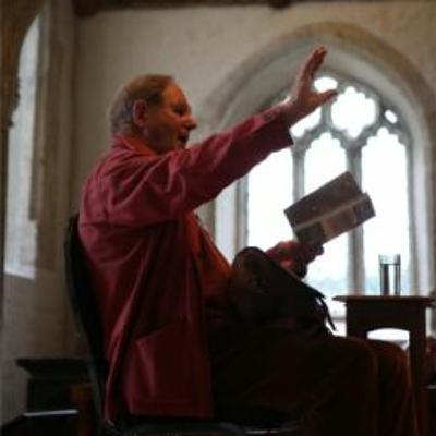 Michael Morpurgo at North Cornwall Book Festival