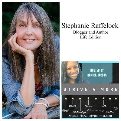 Shifting The Perspective On Middle Age w/ Stephanie Raffelock