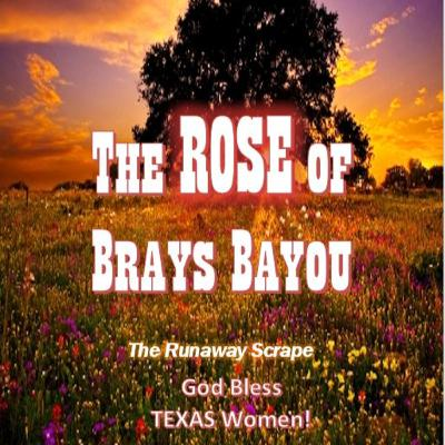 Episode 12: The Runaway Scrape - The Midwives Who Served at the Birth of the Republic of Texas!