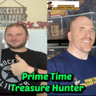 S3.E1 Prime Time Treasure Hunter. 2021 Entrepreneurship & Business Owners.