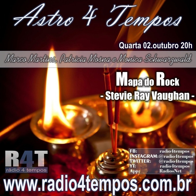 Rádio 4 Tempos - Astro 4 Tempos 18:Rádio 4 Tempos