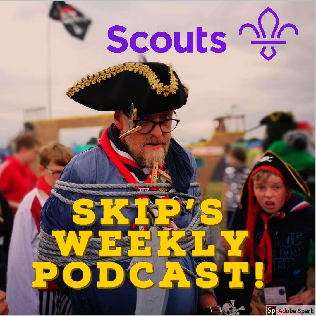 Scouts Podcast - It's called Kintsugi...