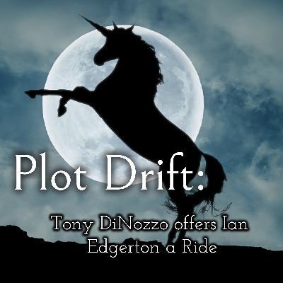 Plot Drift- Tony DiNozzo Offers Ian Edgerton a Ride