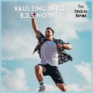 Vaulting Into 8.2.5 Notes