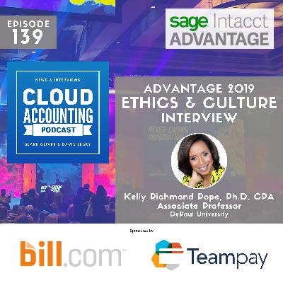 Why ethics and culture matter 🎙 Live at Sage Intacct Advantage