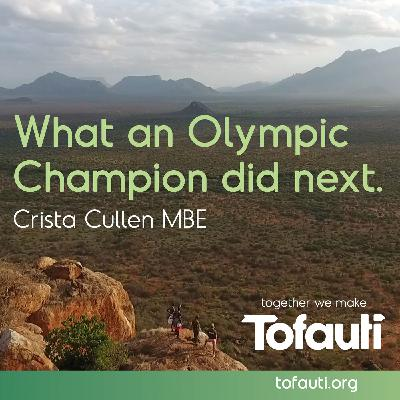 What an Olympic Champion did next