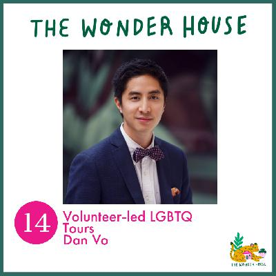 Volunteer-led LGBTQ Tours with Dan Vo