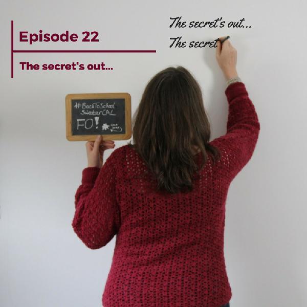 38ddf7a24dd Episode 22 - The Secret s Out.